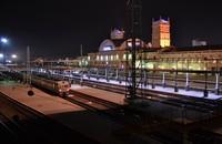 Модернизации освещения объектов Южной железной дороги