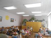 Светодиодные светильники производства ООО