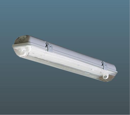 Светодиодный светильник «LED-10-О-56-Т-AP», (аналог 2*18 Вт )